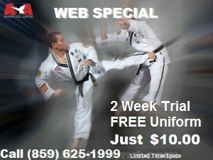 Web Special - Call & Mention this Ad for 2 weeks + Free Uniform for $10
